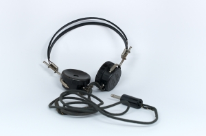 Early earphones 1930's
